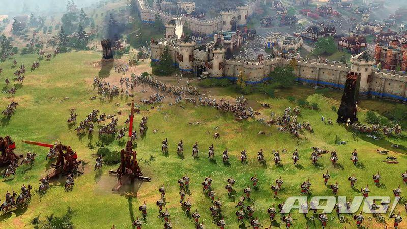 专访帝国时代制作人:希望《帝国时代4》能成为RTS游戏复兴的开端