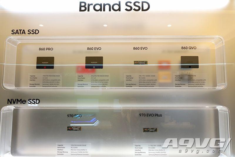 PS5內置固態硬盤真身或已判明 三星公開新型定制SSD
