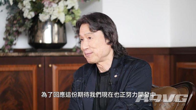 《三國志14》中文字幕版開發者日志視頻公開 第一彈今日播出