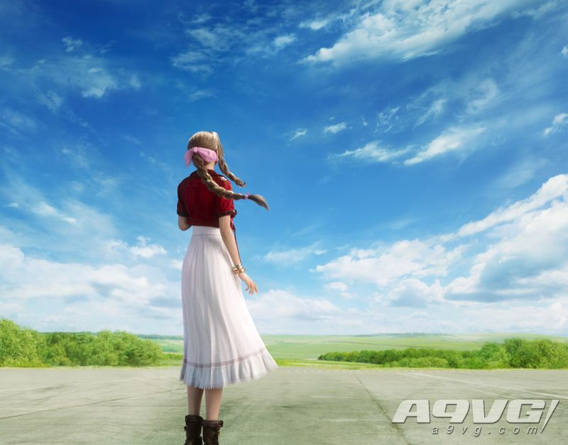 《最終幻想7 重制版》海量新截圖與情報公開 陸行鳥首次亮相