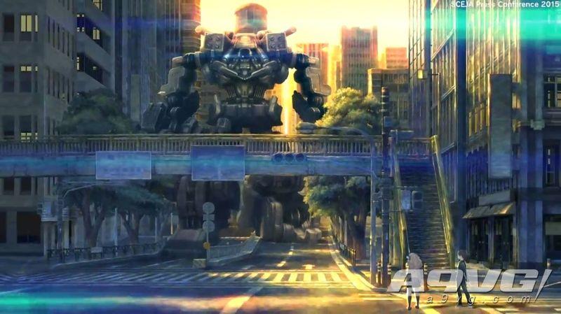《十三机兵防卫圈》开发团队采访 会画机器人的员工不多