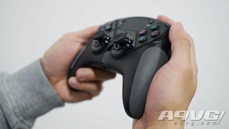 图马思特eSwap电竞手柄开箱:面向PS4/PC的高端定制操控方案