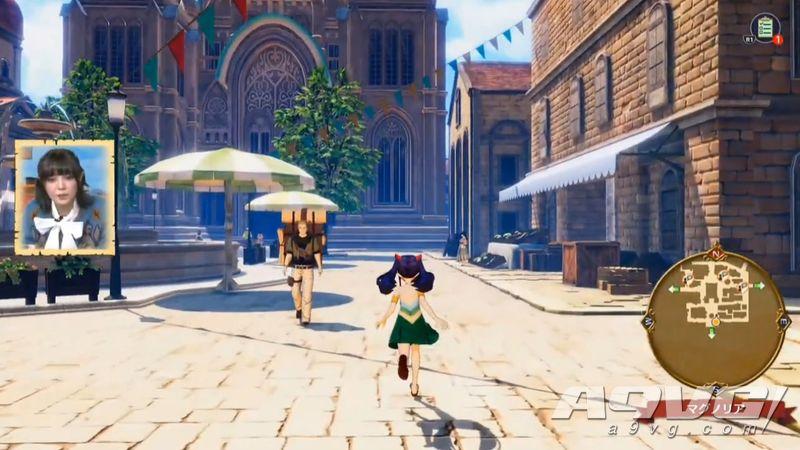 《妖精的尾巴 魔導少年》公布發售日 同時公布實機視頻