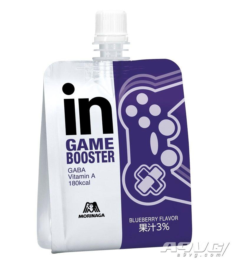 日本推出面向玩家的能量补充饮品 适合长时间爆肝游玩的玩家