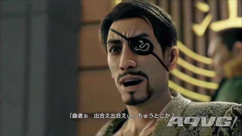 《如龙7》发售前玩家想知道的七个问题前篇 真岛吾朗等人亮相