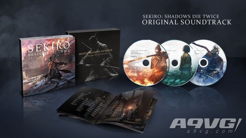 《只狼 影逝二度》将发售原声音乐集 试听影像公开