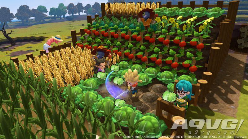 《勇者斗恶龙 创世小玩家2》于PC(Steam)推出畅玩体验版