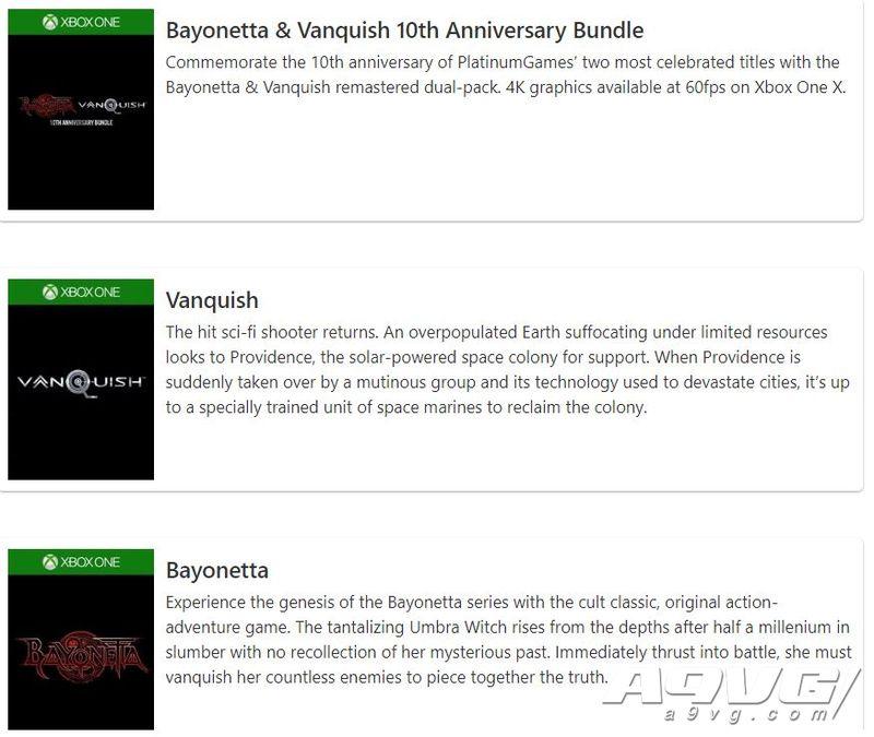 微软商城泄露《猎天使魔女》高清版 与《征服》一同在明年推出