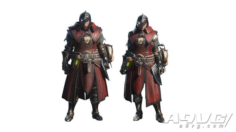 《怪物猎人世界》更新防卫队衍生武器 协助玩家快速完成本篇