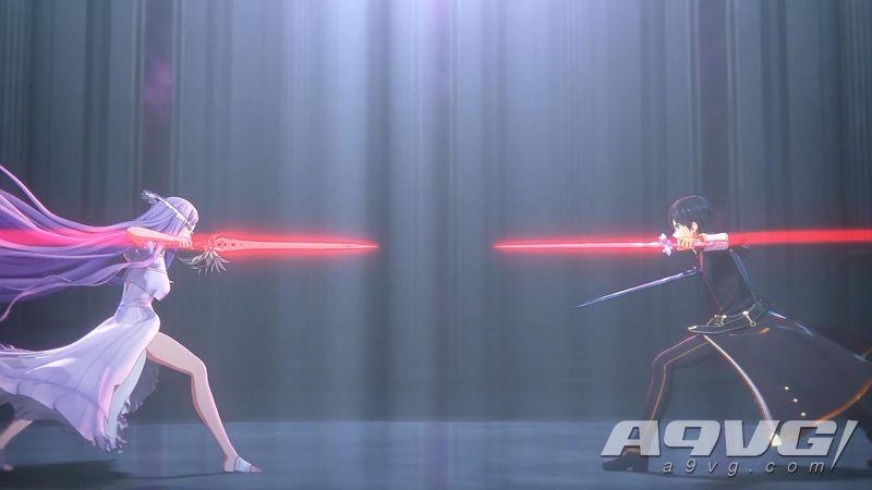 《刀剑神域 彼岸游境》最新预告片公开 游戏发售