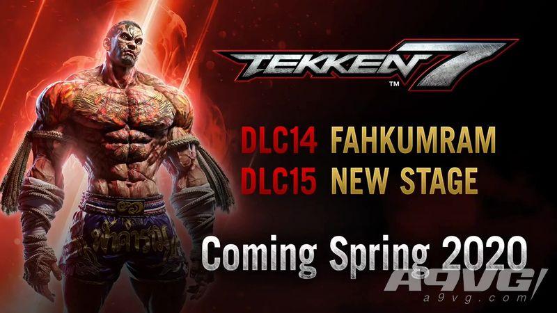 《鐵拳7》公開季票3剩余三位角色的宣傳影片 12月10起陸續登場