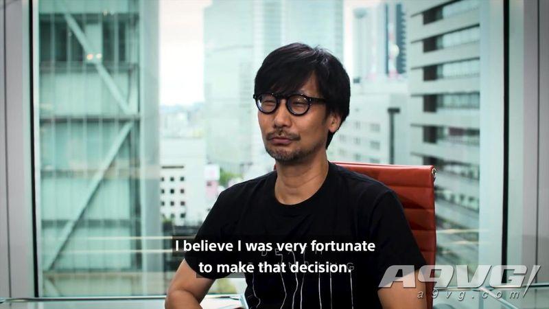 小岛秀夫谈成为独立后的经历 虚拟人物带来最大影响