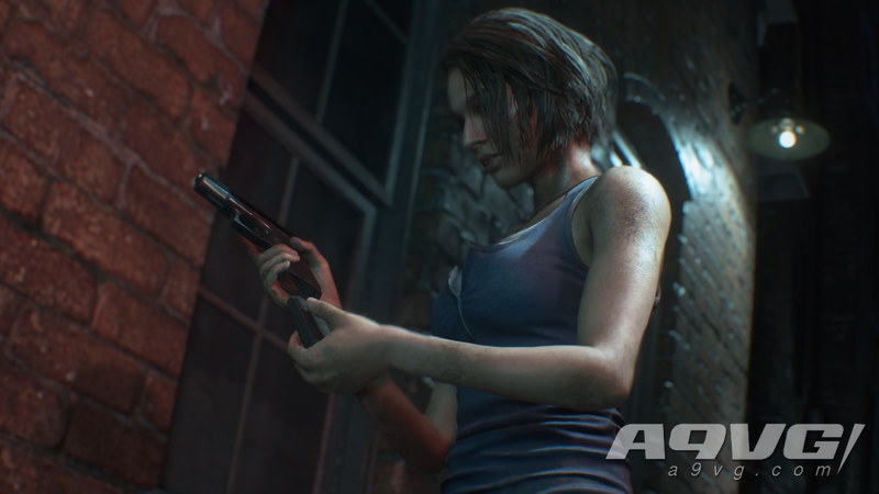 《生化危机3 重制版》正式公布 将于2020年4月3日发售