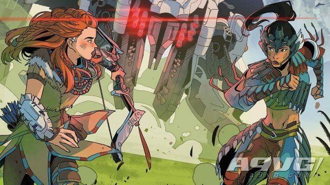 《地平线 零之曙光》漫画将在2020年5月2日推出