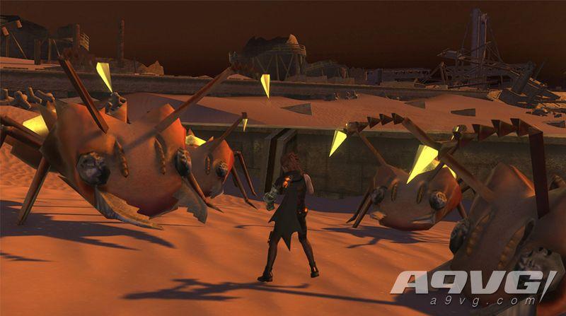 《重装机兵Xeno Reborn》公布发售日 加入多距离战斗要素