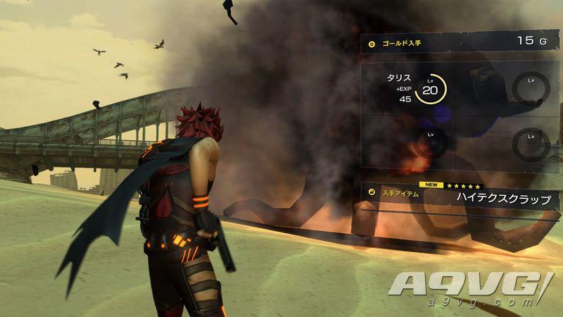 《重装机兵Xeno Reborn》公开一组高清新截图及限定版详情