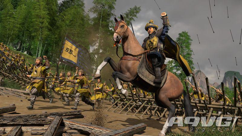 《全面战争:三国》受命于天DLC最新介绍视频 1月16日推出