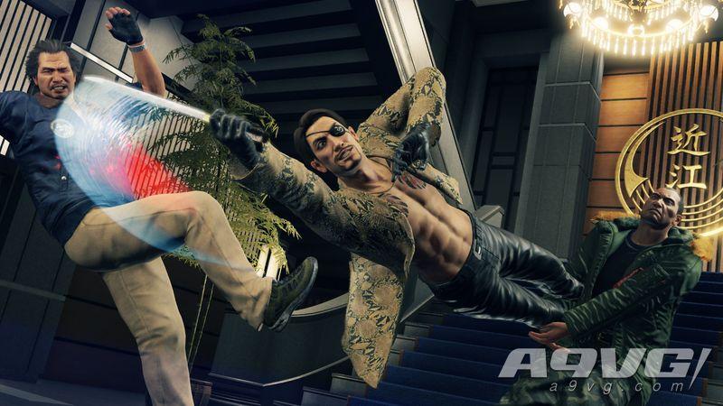 《如龙7》老主角战斗相关介绍 桐生一马拥有四个战斗风格