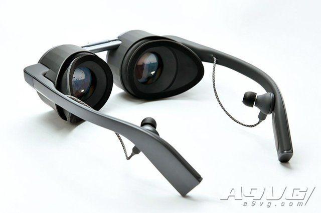 松下发表世界首款4K+HDR VR眼镜 外形不再笨重