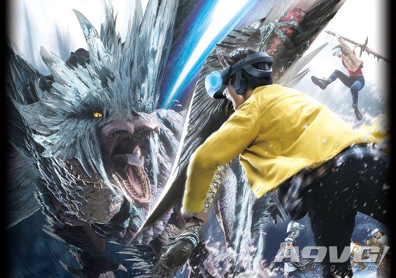大阪环球影城《怪物猎人世界 冰原》联动活动细节公开