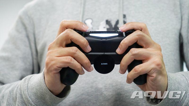 PS4后側鍵手柄連接板開箱 動作&射擊游戲的好伴侶
