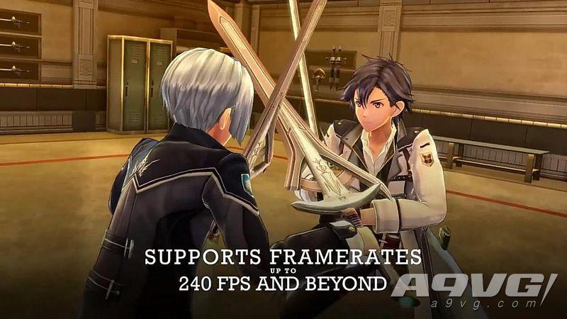《闪之轨迹3》将于3月23日登陆PC平台 新宣传视频公布