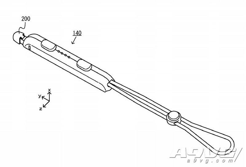 任天堂申请Joy-Con的触摸笔挂件相关专利 功能丰富