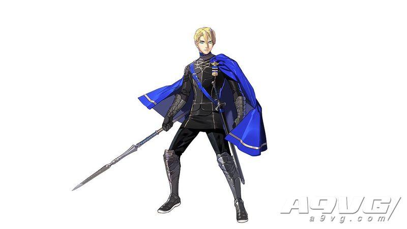 《火焰纹章 风花雪月》公开DLC剧情中来自本篇的登场角色