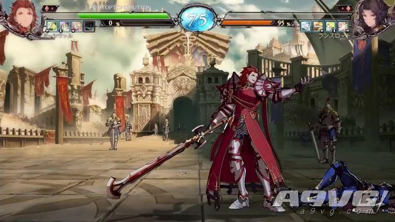 《碧藍幻想VERSUS》專用BGM介紹影像 特定角色還有特別台詞
