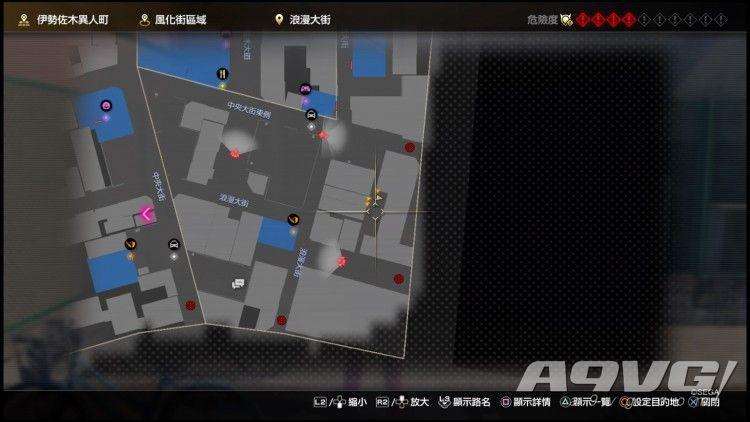 《如龙7》全河童拍照位置地图攻略一览