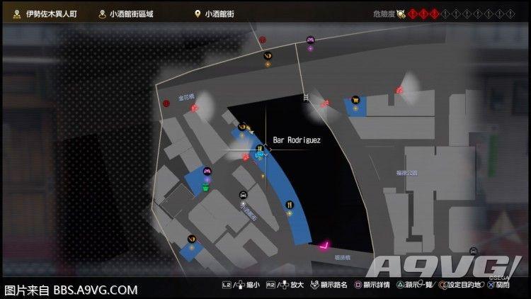 《如龙7》全隐藏黑市商人地点位置地图攻略一览