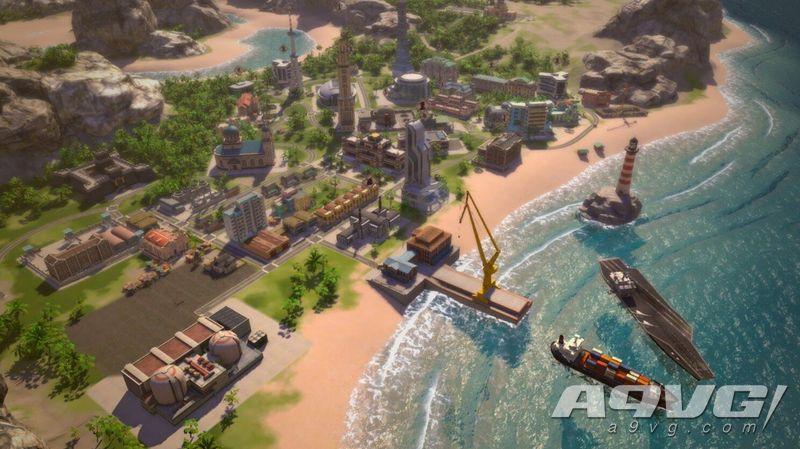 《海岛大亨6》评测:亲手规划一个自己专属的海岛