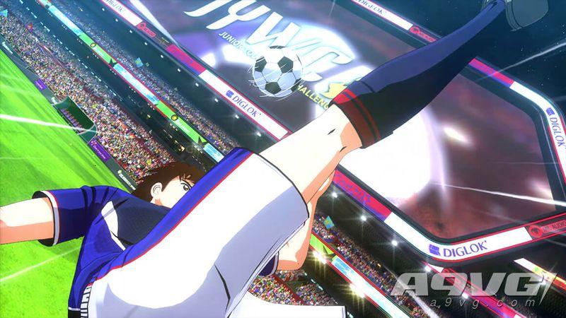 《队长小翼 新秀崛起》公开13分钟实机试玩影像及游戏系统介绍