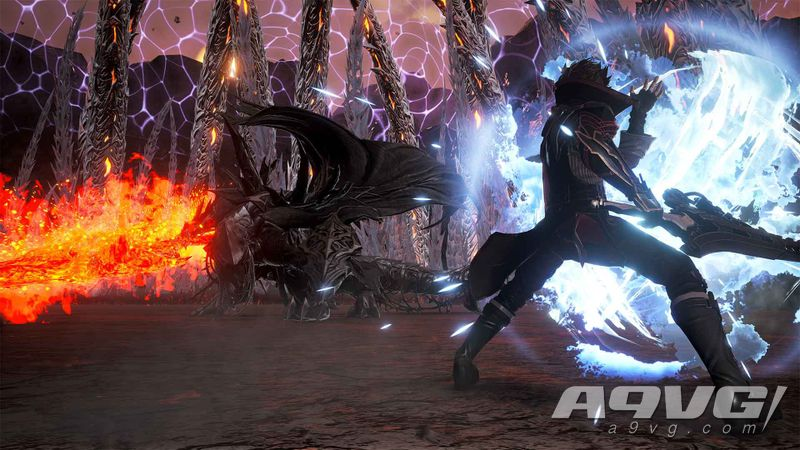 《噬血代码》首个大型DLC现已上架 包含新敌人、新武器等内容