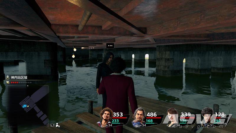 《如龙7》隐藏黑市武器商人周家龙的店位置攻略