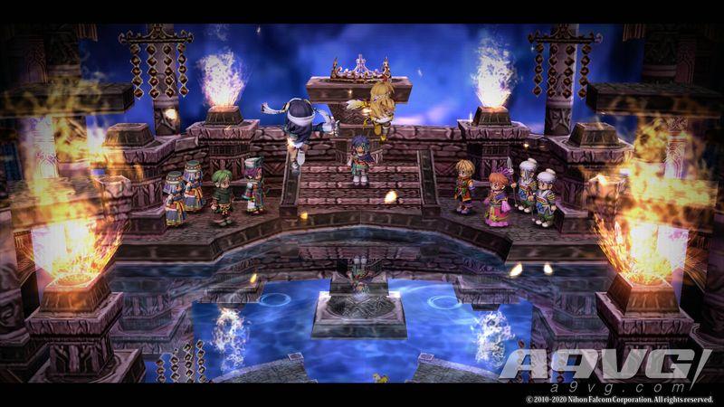 PS4《英雄传说 零之轨迹 改/碧之轨迹 改》中文版发售日确定