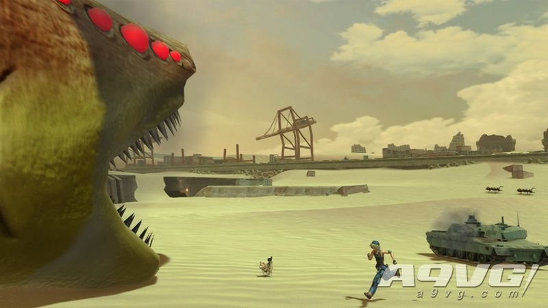 《重装机兵Xeno Reborn》将于2020年夏季推出中文版