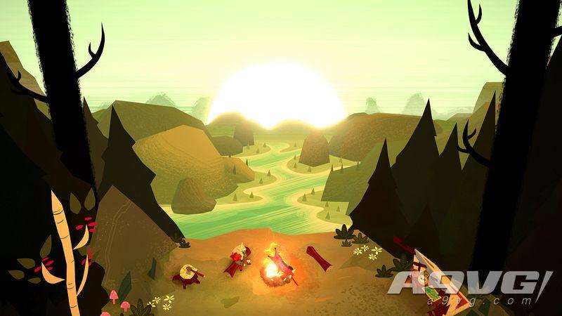 動作冒險游戲《Bloodroots》2月28日推出 西部背景復仇故事