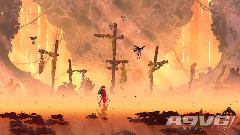 """《死亡细胞》付费DLC""""The Bad Seed""""动画宣传片 2月11日推出"""
