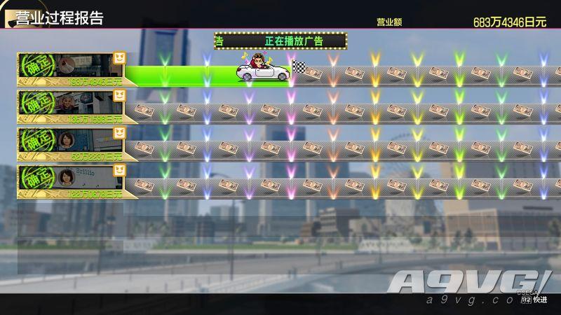 《如龙7》公司经营模式玩法攻略心得介绍 经营模式怎么玩