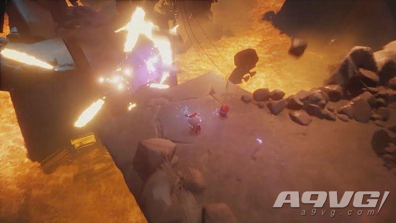 《梦境宇宙》售前预告片公开 发挥想象力在梦境世界中任意创造