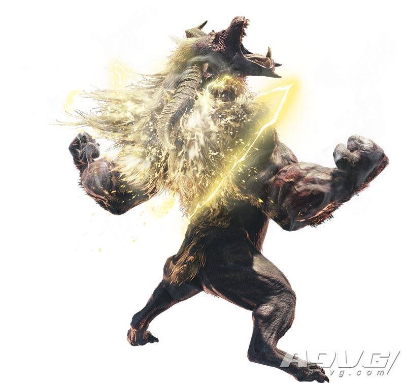 《怪物猎人世界 Iceborne》激昂金狮子和猛爆碎龙即将登场