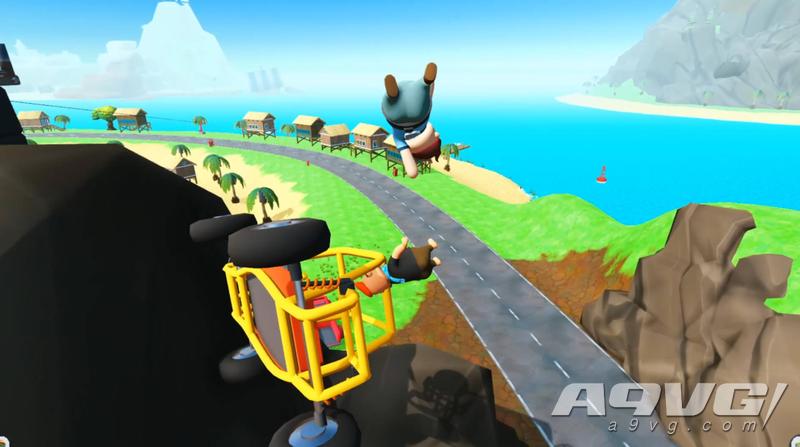 无厘头送货游戏《超可靠配送服务》将于4月1日推出