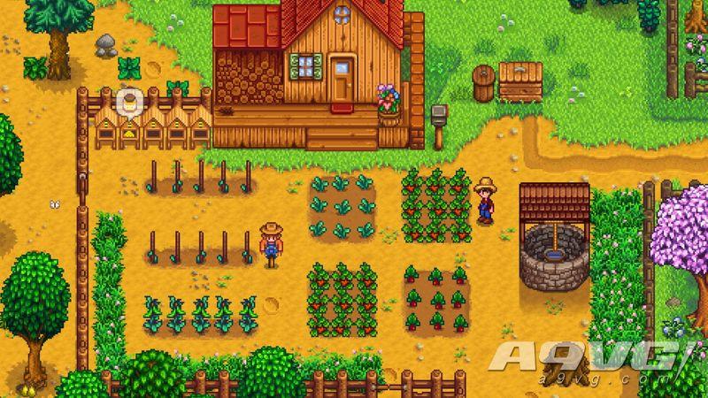 《星露谷物语》衍生游戏正在制作中 类型不是农场模拟