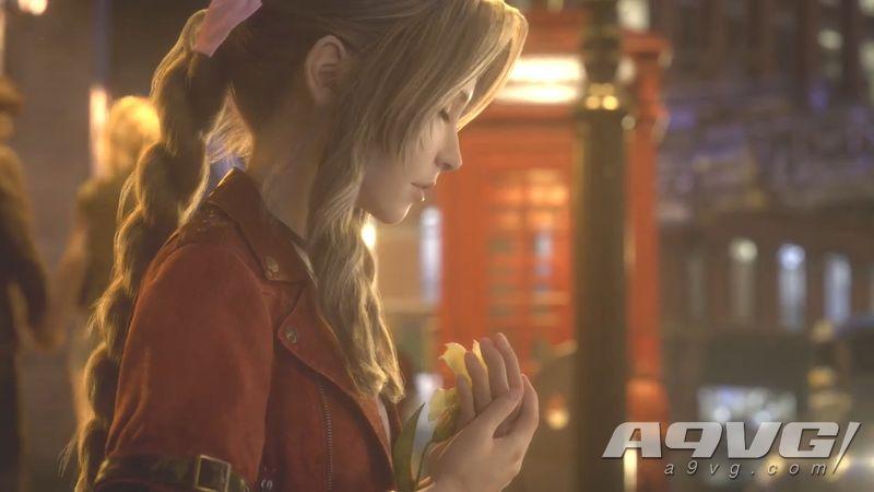 《最终幻想7 重制版》公布开场动画视频 4月10日发售