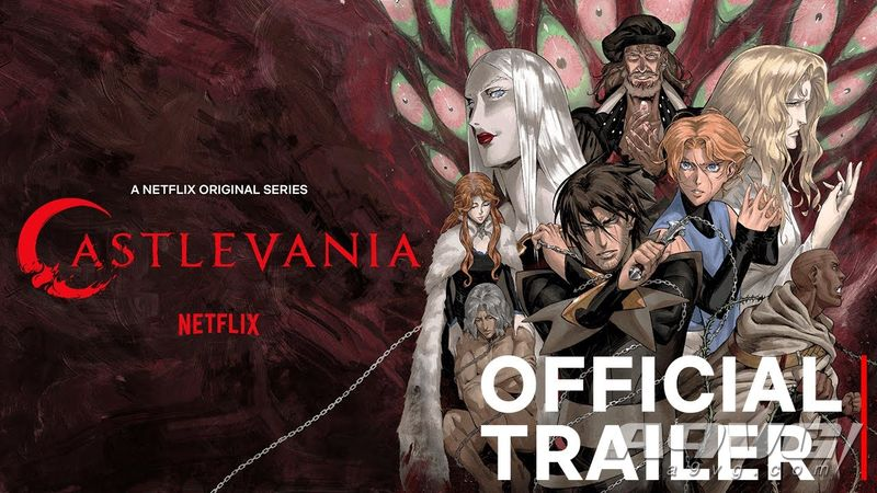 Netflix《恶魔城》动画第三季预告片 3月5日开播总共10集