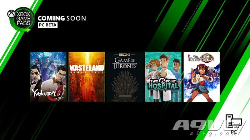 多款游戏即将加入XGP 包含如龙0、王国之心3、忍龙2等