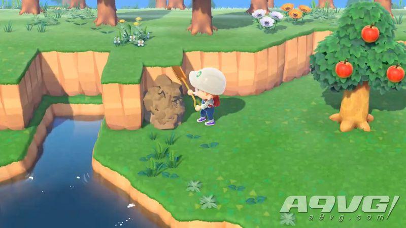 《集合啦!动物森友会》直面会总结 将提供更加多样的方式来建造小岛