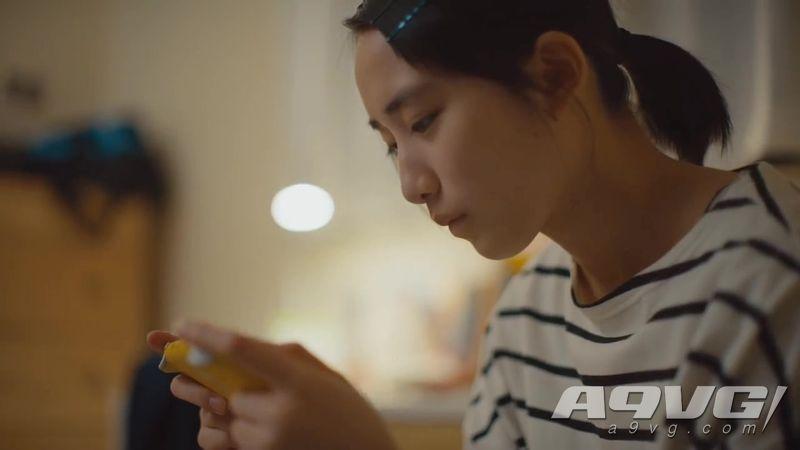 任天堂2020春季宣传片 Switch Lite x《集合啦!动物森友会》