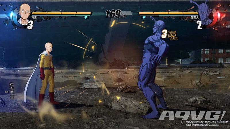 《一拳超人 無名英雄》評測:並沒有帶來理想體驗的英雄成長記